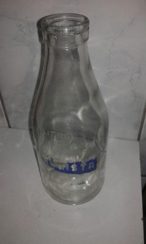 litro de leite faixa azul, antiguidade para decorar