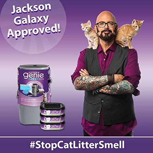 litter genie ultimate cat repuesto para el