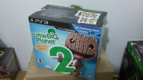 little big planet 2 collectors edition ps3