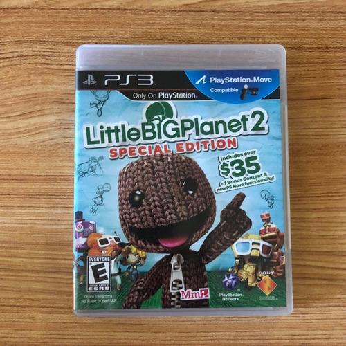 little big planet juegos ps3