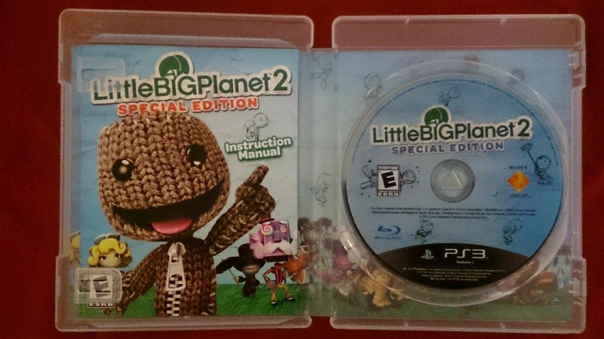 little big planet 2 special edition f sico ps3 move 500 00 en rh articulo mercadolibre com ar Little Big Planet 2 PS3 Little Big Planet 2 Characters