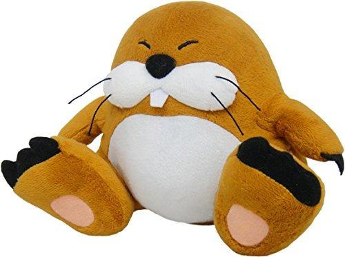 little buddy super mario monty mole plush 6