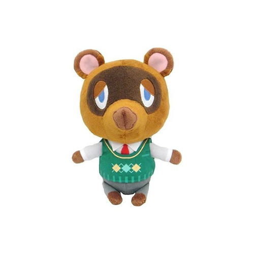 little buddy usa animal crossing nueva hoja tom nook 8 plush