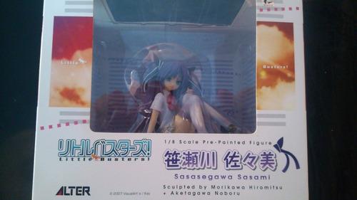 little busters! sasami sasasegawa visual arts disponible