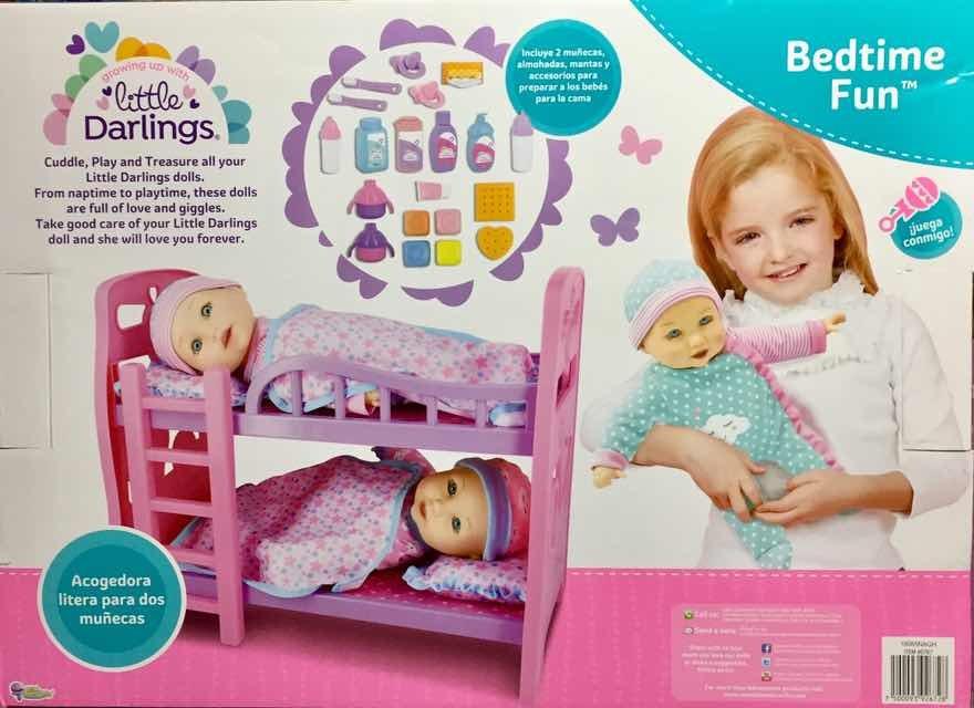 Bed time fun