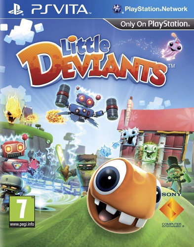 little deviants - psvita -