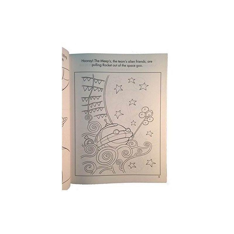 Little Einsteins Activity Book W / Stickers (1ct) - $ 81.159 en ...