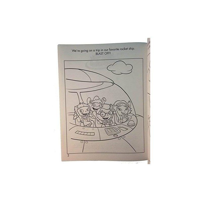 Little Einsteins Activity Book W / Stickers (1ct) - $ 85.869 en ...