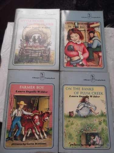 little house books laura ingalls 8t casa d la pradera ingles