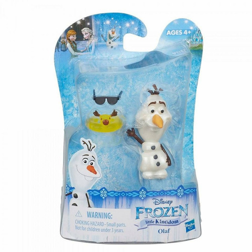 little kingdom frozen olaf anna elsa mini princesas sipi