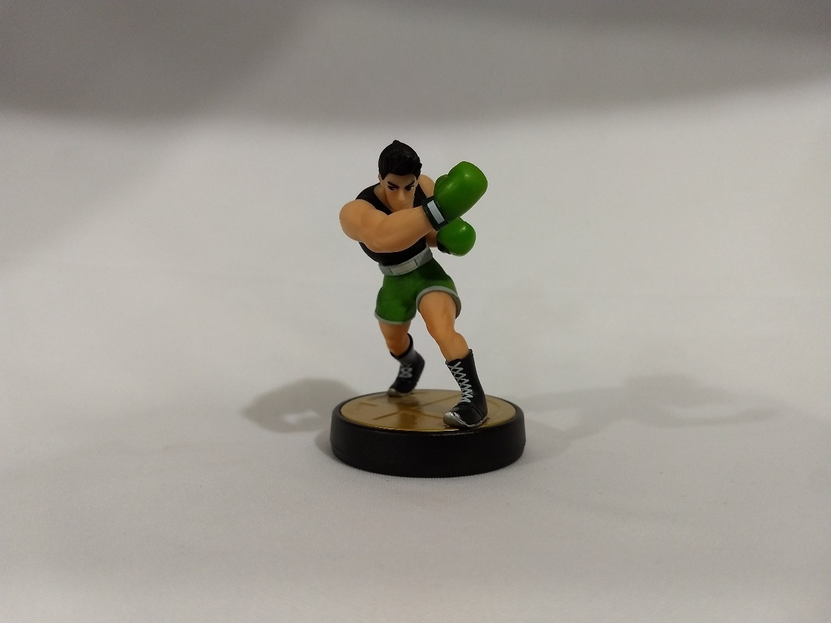 Little Mac Amiibo Gamers Code** - $ 500 00