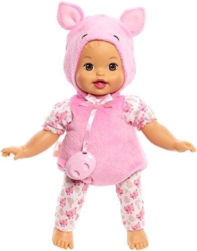 little mommy dress up cuties muñeca de cerdo!
