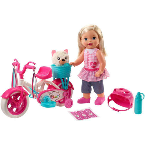 little mommy meu primeiro passeio fisher price