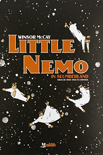little nemo in slumberland, winsor mccay, kraken