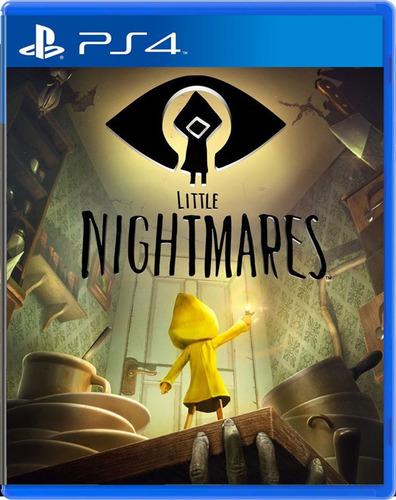 little nightmares ps4 - licencia original envio inmediato