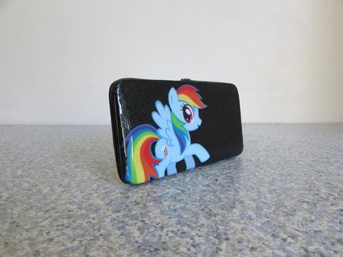 little pony cartera billetera /sin uso