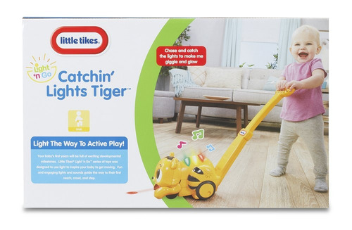 little tikes catchin lights tiger juguetes para niños