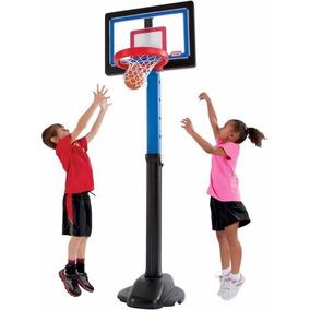Un Jugar Como De Little Tikes Conj Baloncesto Profesional 6v7Ybfyg