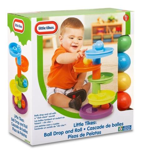 little tikes pelotas caen y ruedan juguete para bebés