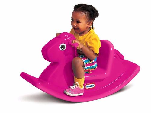 little tikes rocking magenta silla mecedora bebe niños