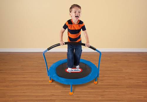 little tikes trampolin