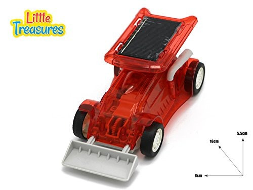 little treasures bulldozer con energia solar ensena ciencia