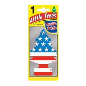 Little Trees Vanilla Original Eua Aromatizador De Veículos