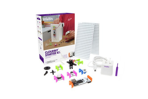 littlebits cloudbit starter kit