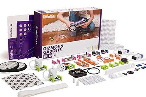 littlebits electrónica trastos y aparatos kit
