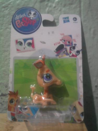 littles pet shop jirafa 1 #2748 muy dificil de encontrar