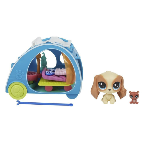 littlest pet shop dulce campamento (1463)