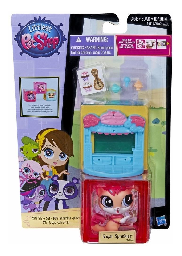 Littlest Pet Shop Mini Style Set Sugar Sprinkles # 3822