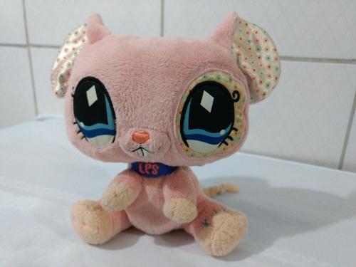 littlest pet shop - pelúcia