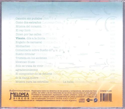 litto nebbia - piano y voz en vivo -   el coleccionista ®