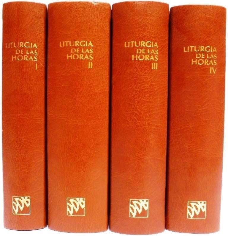 6324e32cd4d Liturgia De Las Horas Para América Latina 4 Tomos Ddb -   9.995
