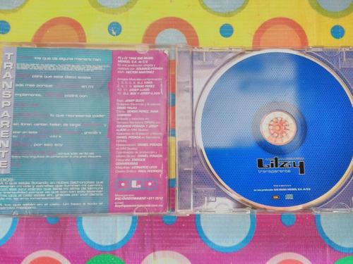 litzy cd transparente