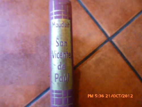 liubro de san vicente de paul (825