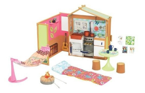 liv su mi naturaleza arce lodge playset