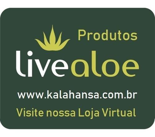 live aloe - máscara capilar fortalecedora - aloe vera