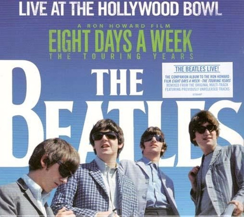 live at the hollywood bowl de the beatles