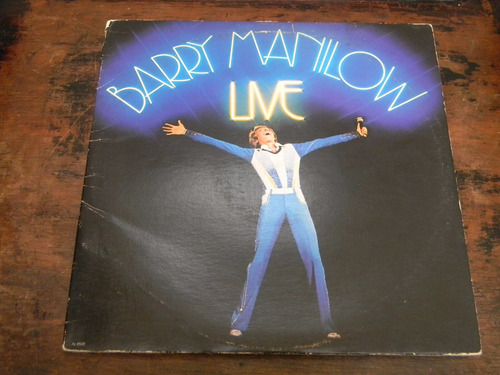 live  barry manilow