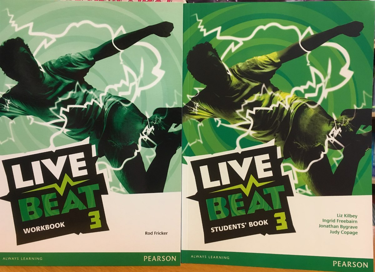 Workbooks workbook live : Live Beat 3 - Student S Book & Workbook - Pearson - $ 1.230,00 en ...