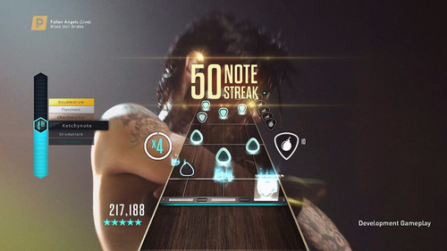 live ps4 guitar hero