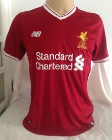7fe16c100278b Camisa Do Liverpool Salah Infantil Barata - Futebol no Mercado Livre Brasil