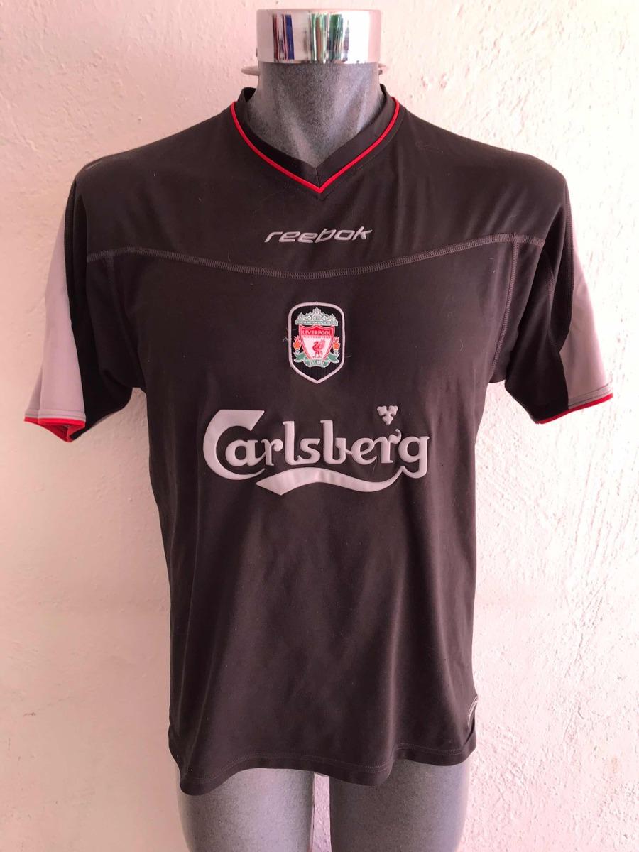 2da2b3c53c5 Liverpool 2002 Grande  10 Owen Envio Gratis!! -   450.00 en Mercado ...