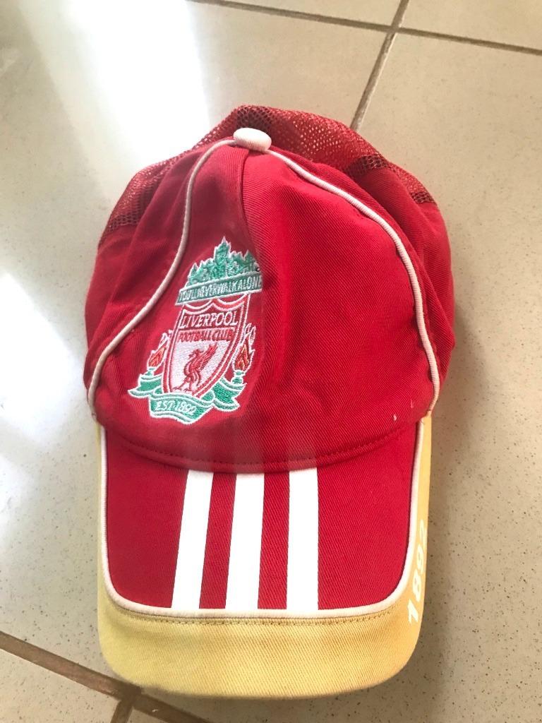 Liverpool Boné Oficial adidas 6b7436e928c00