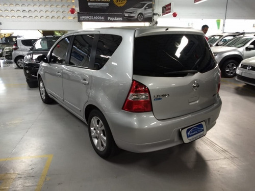 livina 1.8 s 16v flex 4p automático 71944km