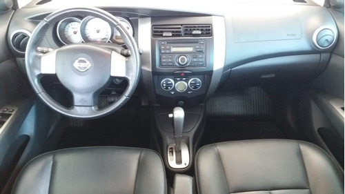livina 1.8 sl x gear automatica ano 2014