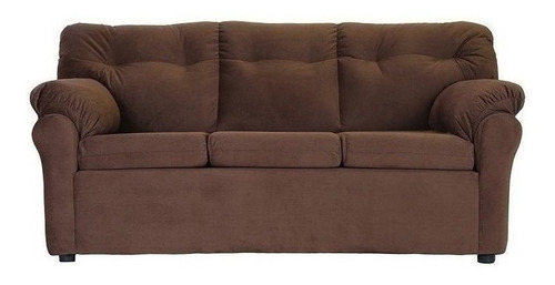 living américa 32 felpa chocolate / muebles américa