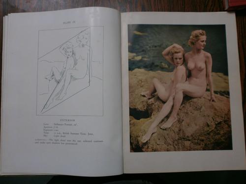 living colour john everard libro inglés antiguo art desnudo